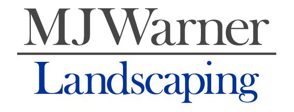 M J Warner Landscaping